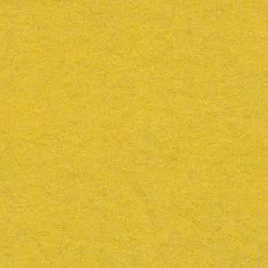 Pure Wool Felt Colour No 1 Yellow