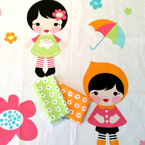 whatever the weather doll kit black hair