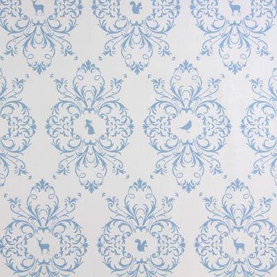 guterman french cottage animals blue