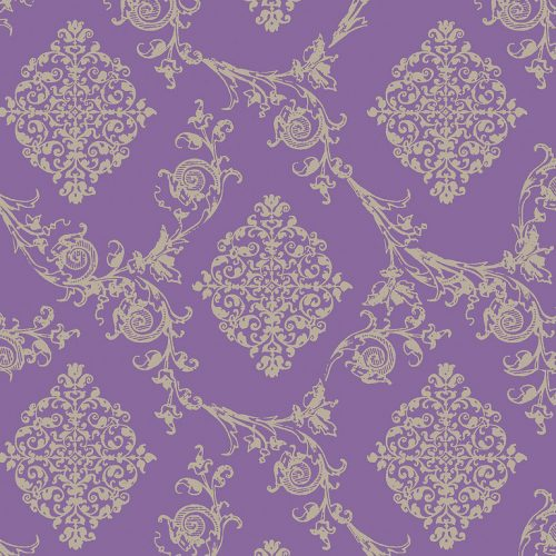 gutxrmann french cottage ornament purple