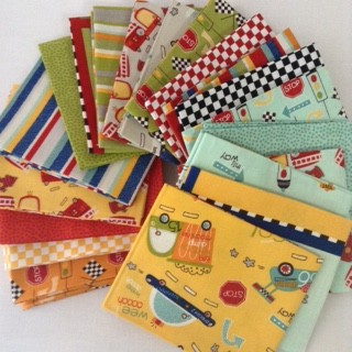 On Our Way bundle of 20 fat quarters#2