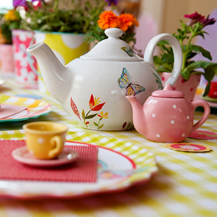 Sip and Sew Tea Party