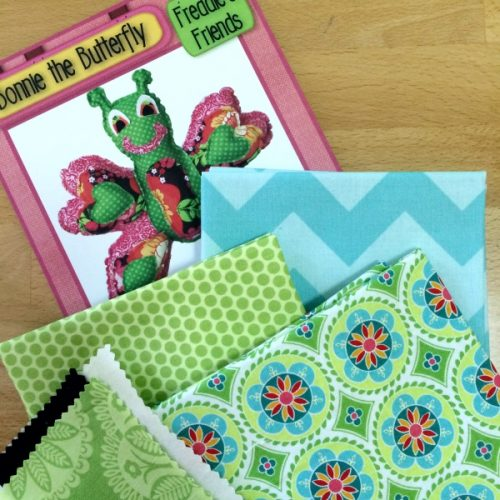 Bonnie the Butterfly kit 2