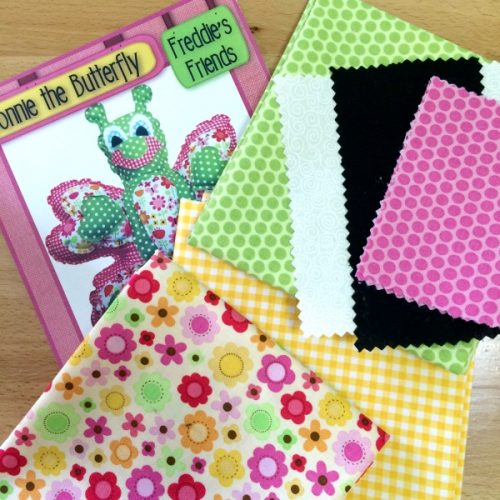 Bonnie the Butterfly kit