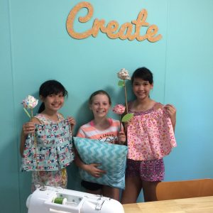 the fabric and felt studio kids sewing