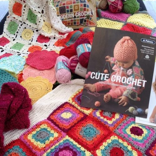 crochet ad