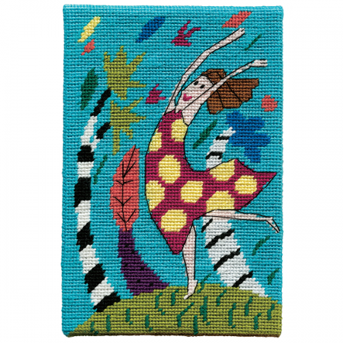 Jennifer-Pudney-Needlepoint-Wind-Dancer-Blue