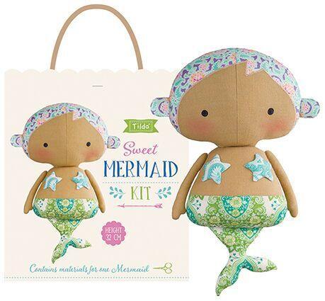 Tilda Sunkiss Mermaid Kit