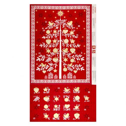 Scandi Tree Advent Calendar