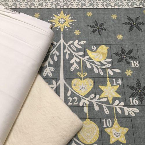 Scandi Advent Tree - Grey Kit