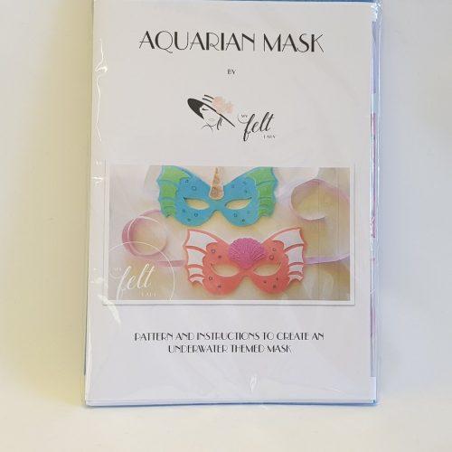 Aquarian Mask Pink